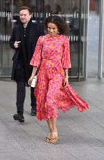 GUGU MBATHA-RAW Out and About in London 03/06/2020