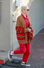 GWEN STEFANI Out in Los Angeles 03/06/2020