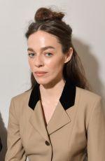 HAILEY BENTON at Loewe Fashion Show in Paris 02/28/2020