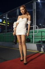 HAVANA BROWN at Australian Grand Prix Glamour on the Grid Party in Melbourne 03/11/2020