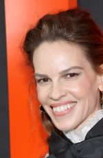 HILARY SWANK at The Hunt Premiere in Hollywood 03/09/2020