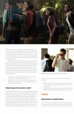 ISABELA MERCED in Screen Education Magazine, March 2020