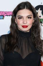 ISABELLA GOMEZ at 2020 Christian Cowan x Powerpuff Girls Runway Show in Hollywood 03/08/2020
