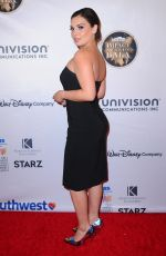 ISABELLA GOMEZ at National Hispanic Media Coalition Impact Awards in Los Angeles 02/28/2020