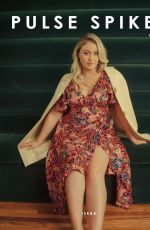 ISKRA LAWRENCE for Pulse Spikes Magazine, March 2020