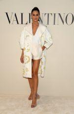 IZABEL GOULART at Valentino Show at Paris Fashion Week 03/01/2020