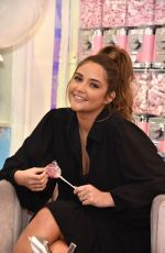JACQUELINE JOSSA at a Photocall at El&n Cafe in London 02/27/2020