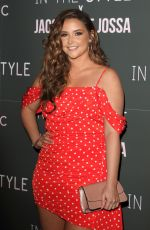 JACQUELINE JOSSA at In the Style x Jacqueline Jossa Launch Party in London 02/27/2020