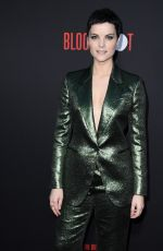 JAIMIE ALEXANDER at Bloodshot Premiere in Los Angeles 03/10/2020
