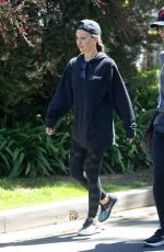 JENNIFER MEYER Out Hiking in Brentwood 03/27/2020