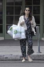 JESSICA BIEL Leaves Health Mart Pharmacy in Beverly Hills 02/29/2020