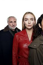 JODIE COMER and SANDRA OH - Killing Eve, Season 3 Promos