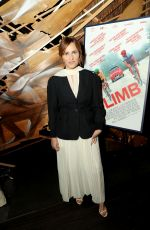 JUDITH GODRECHE at The Climb Special Screening in New York 03/12/2020