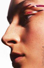 JULIA BERGSHOEFF in Elle Magazine, France March 2020