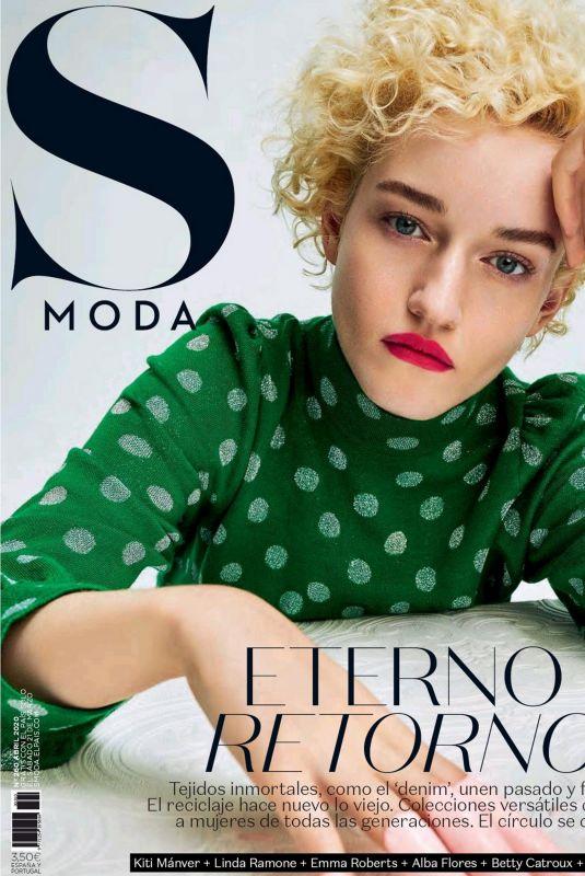 JULIA GARNER in S Moda Magazine, APril 2020