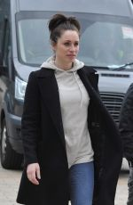 JULIA GOULDING and Jack Shepard Out in Manchester 03/11/2020
