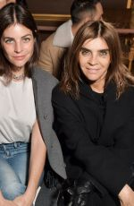 JULIA RESTOIN at Stella McCartney Show at Paris Fashion Week 03/02/2020