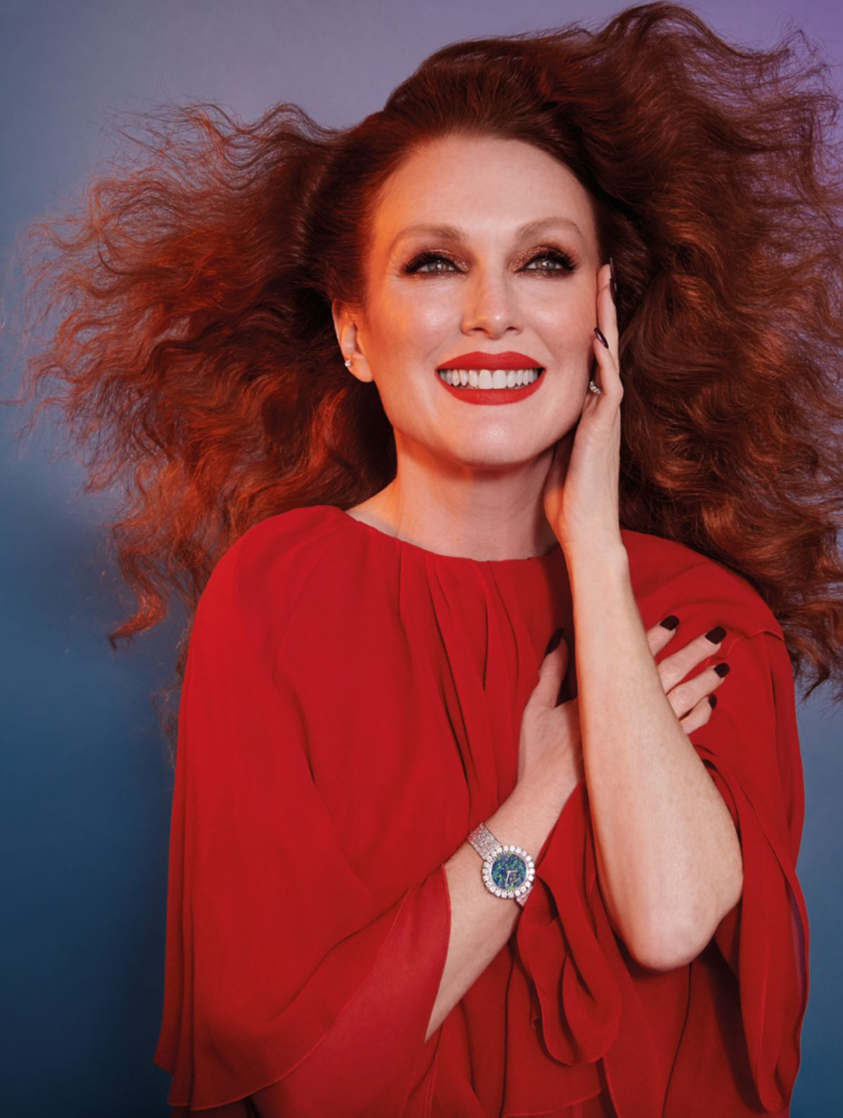 JULIANNE MOORE in L'Officiel Magazine, Italy February 2020 ...