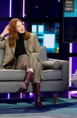KAREN GILLAN at A Little Late with Lily Singh 02/25/2020