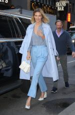 KARLIE KLOSS Out in New York 03/06/2020