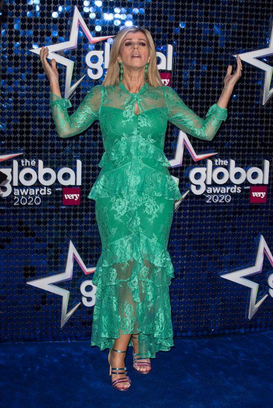 KATE GARRAWAY at Global Awards 2020 in London 03/05/2020