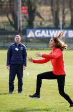 KATE MIDDLETON at Gaelic Athletic Association Club in Dublin 03/05/2020