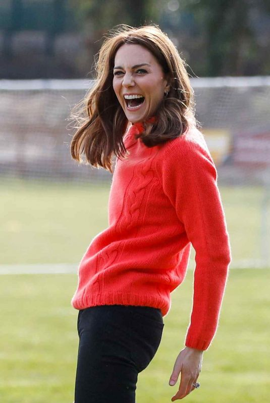 KATE MIDDLETON at Gaelic Athletic Association Club in Dublin 03/05/2020