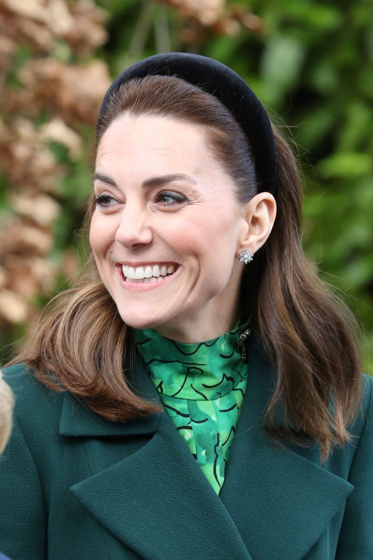 KATE MIDDLETON at Her Royal Visit in Dublin 03/03/2020 ...