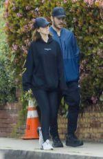 KATHERINE SCHWARZENEGGER and Chris Pratt Out in Santa Monica 03/16/2020