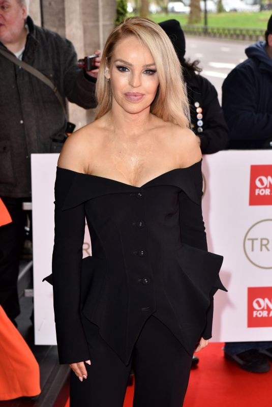 KATIE PIPER at Tric Awards 2020 in London 03/10/2020