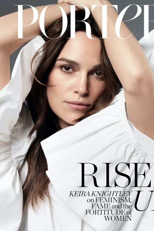 KEIRA KNIGHTLEY in Net-a-porter Magazine, March 2020