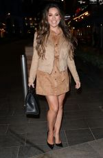 KELLY BROOK Out in London 03/18/2020