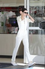 KENDALL JENNER at a Dry Cleaner in Studio City 03/06/2020