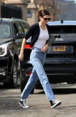 KENDALL JENNER at Goyard in Beverly Hills 02/29/2020