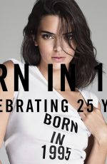 KENDALL JENNER for Liu Jo #bornin1995 Campaign