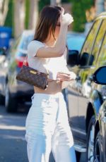 KENDALL JENNER Out and About in West Hollywood 03/11/2020