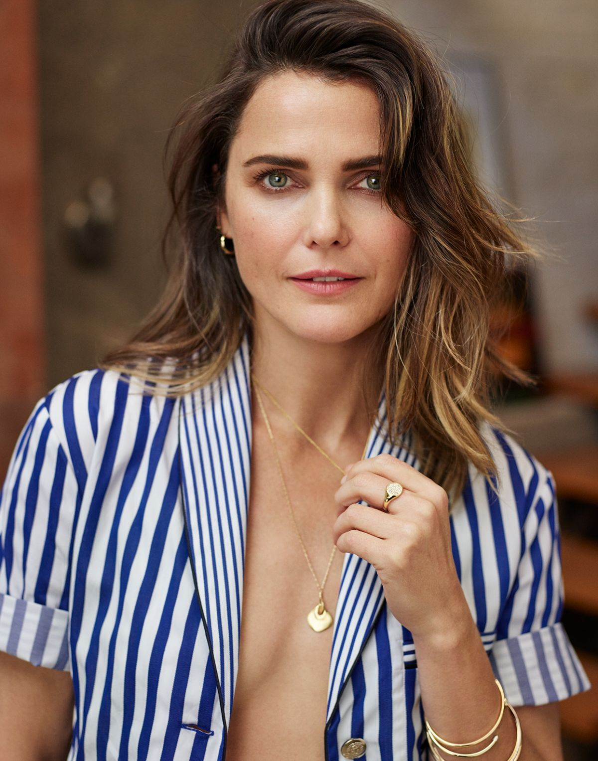 KERI RUSSELL at FX Networks and Vanity Fair Primetime Emmy