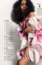 KERRY WASHINGTON in Instyle Magazine, Australia April 2020