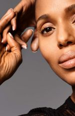 KERRY WASHINGTON in The Edit by Net-a-porter, March 2020