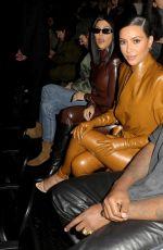 KIM and KHLOE KARDASHIAN and Kanye West at Balenciaga Show at PFW in Paris 03/01/2020