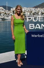 KITTY SPENCER at Puerto Banus 50th Anniversary in Marbella 02/27/2020