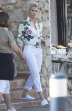 KITTY SPENCER Out Shopping in Puerto Banus 02/27/2020