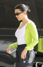 KOURTNEY KARDASHIAN Out and About in Studio City 03/06/2020