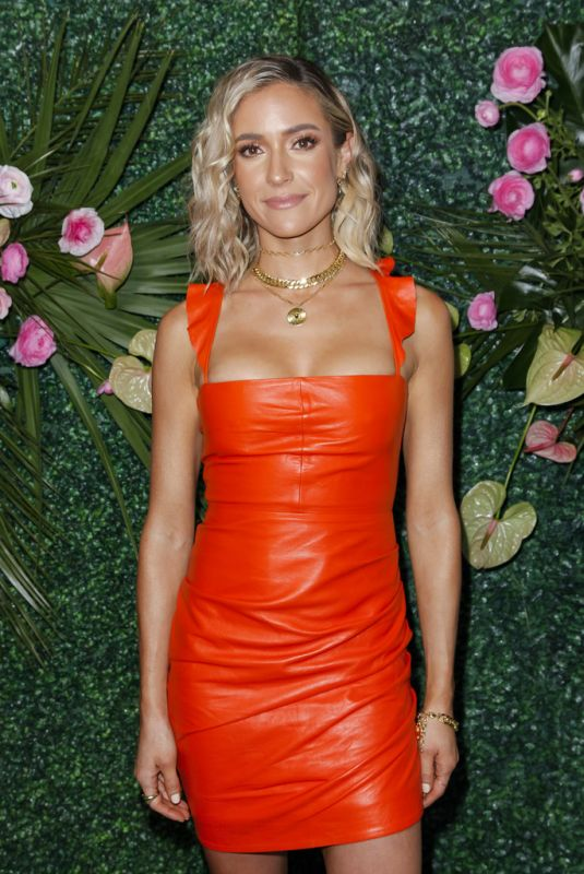 KRISTIN CAVALLARI at Uncommon James SS20 Launch Party in West Hollywood 03/05/2020