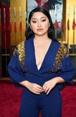 LANA CONDOR at Mulan Premiere in Hollywood 03/09/2020