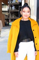 LANA CONDOR Out and About in New York 03/09/2020