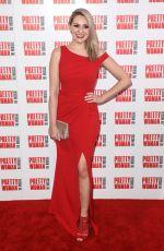 LARISSA EDDIE at Pretty Woman: The Musical Press Night in London 03/02/2020