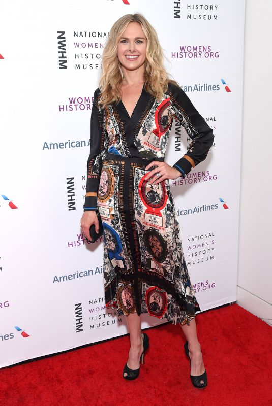 LAURA BELL BUNDY at National Women's History Museum Women Making History Awards in Los Angeles 03/08/2020