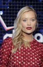 LAURA WHITMORE at Global Awards 2020 in London 03/05/2020