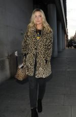 LAURA WHITMORE Leaves BBC Radio in London 03/16/2020
